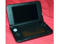 Nintendo 3DS XL, Red, Boxed in excellent condition