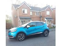 ** AUTOMATIC ** renault captur dynamique s medinav **low mileage**