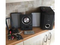 Mini HiFi CD Player TEAC