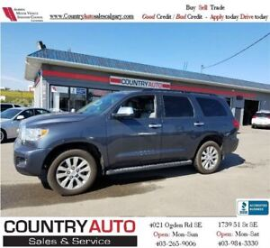 2009 Toyota Sequoia Limited 5.7L V8
