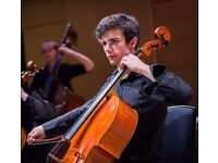 Private Cello, Piano, Music Theory teacher based in York