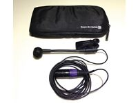 BEYERDYNAMIC TGX 5 PROFESSIONAL CLIP ON DRUM / SNARE MICROPHONE.