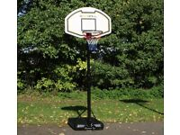 NBA PROFESSIONAL FULL SIZE BASKETBALL STAND NET HOOP & BACKBOARD - BRAND NEW & DISCOUNTED FOR XMAS