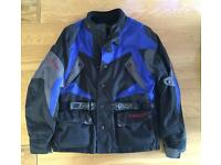 Targa Motorcycle suit jacket and trousers