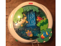 Fisher-Price Rainforest Peek-a-Boo Soother Waterfall