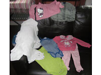 Baby Girl Clothes - 18 - 24 months - 10 items - Good condition
