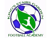 5 aside to 6 aside footballers Kings Stairs Garden are looking for players/teams