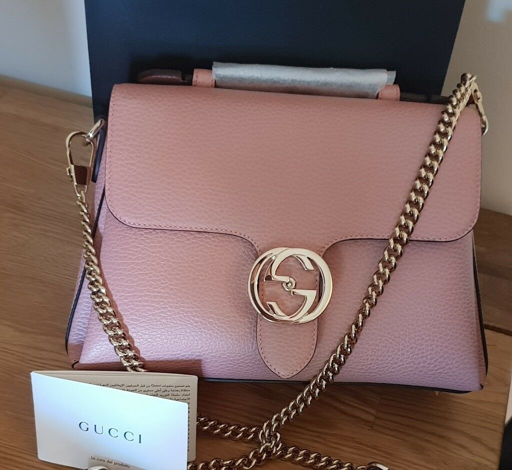 e69171c09fd Gucci interlocking medium bag