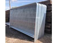 🏗 New Heras Fencing Set ~ (Panel/ Foot/ Clip) Temporary Security Fencing