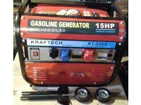 Petrol generator 15hp