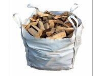 Unseasoned hardwood logs *CHEAP*
