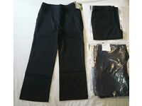 School trousers packs of 2 new