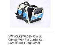 Classic VW Camper Pet Carrier