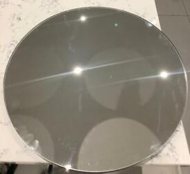 Large Round infinity wall mirror 500mm