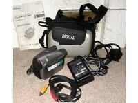 Faulty Sony DCR-HC27E Mini DV Camcorder AV Lead PSU Battery Manual Spares Repair