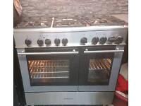 90 cm Duel Fuel Range Cooker