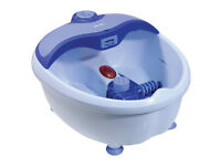 Pure-Fit Deluxe Massage Foot Spa