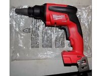 Milwaukee Fuel Drywall Screw Gun 2866-20 New XC M18v Tool Only New in Box 2019