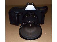 Canon T70 SLR Camera