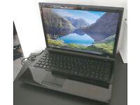"""CLEVO, 15.6"""", i7-3630QM, 6GB RAM, 500GB HDD, GT 635M + HD4000, Win 10 Pro"""