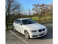 BMW 3 series 2011 white