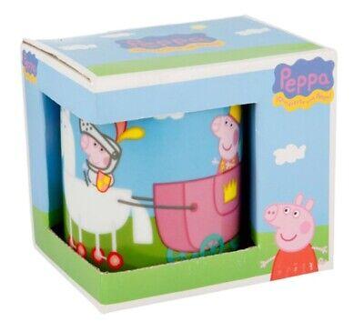 Peppa Wutz Pig Kinder-Becher Tasse im Geschenkkarton