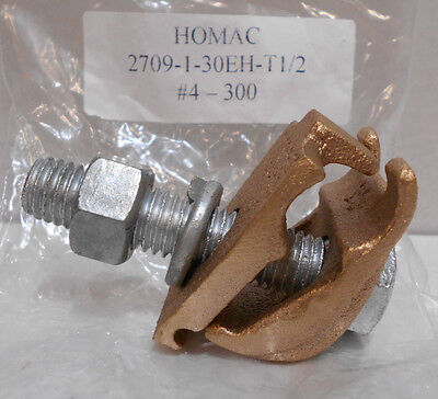 Homac 4-300 2709-1-30eh-t12 Substation Connector