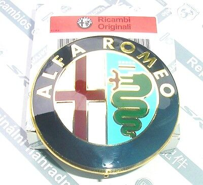 ALFA ROMEO 159 ALL MODELS New GENUINE Front Bonnet Grille Badge Emblem