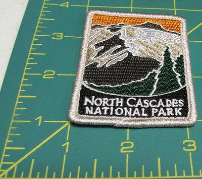 New Traveler Series Patch - North Cascades National Park - Washington Patch