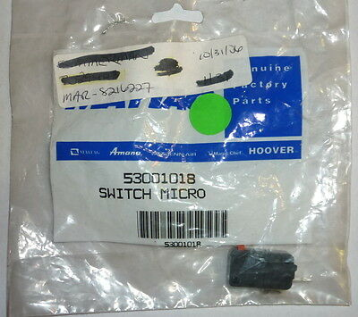 Genuine Maytag 53001018 Microwave Oven Micro Switch NEW in Pkg!