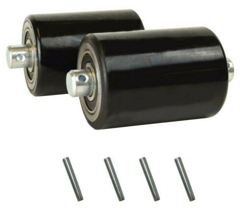 CRWON PTH50 Pallet Jack Front Load Wheels Replacement Kit Complete