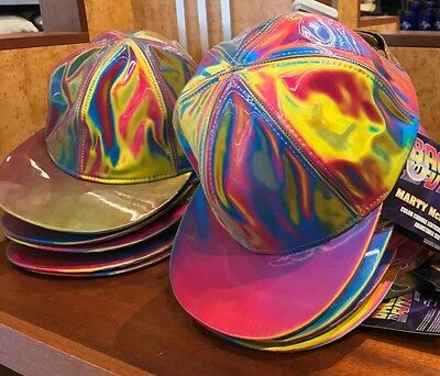 Universal Studios Hollywood Exclusive Back to The Future II Adjustable Hat Cap