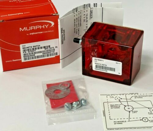 Murphy 117  Tattletale® Magnetic Switch 25700071