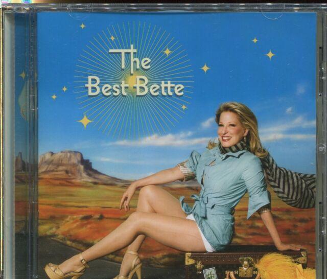 BETTE MIDLER - THE BEST BETTE - CD - NEW -