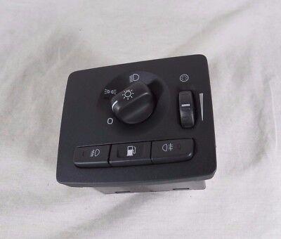 VOLVO HEADLIGHT/FOG LIGHT SWITCH C30 C70 S40 V50 OEM DIMMER GAS DOOR BUTTONS