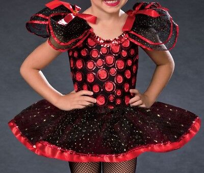 Costume Purchase (Dance Costume - New - Child large - purchased from Glamour Costumes -)