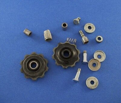 SHIMANO derailleur parts lot jockey wheels adjuster bolts