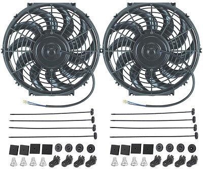 Electric Fans Electric Fan (DUAL 12