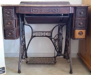 1912 Antique Singer Sewing Machine in working order Kingaroy South Burnett Area Preview