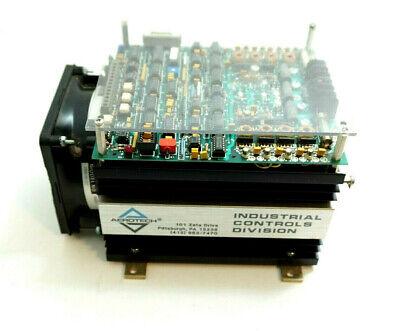 Aerotech Industrial Controls Stepping Motor Servo Amplifier Dm8010 Efa113