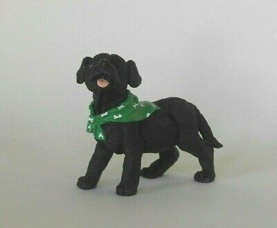1992 NEW KATHY WISE STANDING  LABRADOR  PUP  FIGURINE BY ENESCO for sale  USA