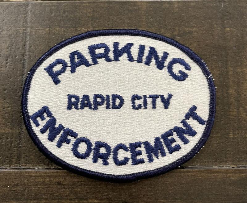 Rapid City, South Dakota Parking Enforcement Patch, SD Patch
