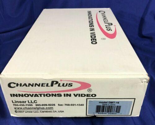 ChannelPlus DMT-16, Telephone Distribution Module Model - Brand New!