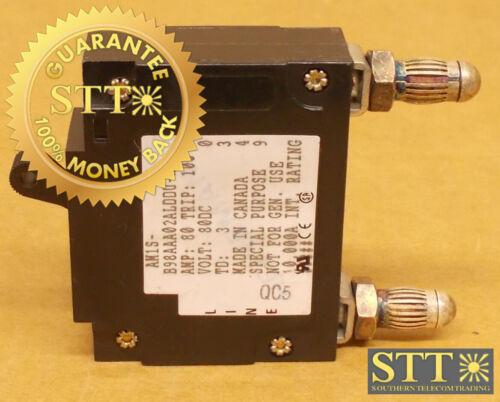 Am1s-b98aaa02alddu-w80 Heinemann 80 Amp Mid Trip Bullet Circuit Breaker 80 Vdc
