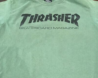 Thrasher Skateboard Magazine Shirt Small