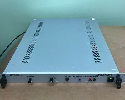 L3 Narda Miteq Model Dn-w-6-1.2-inv-lc Test Translator