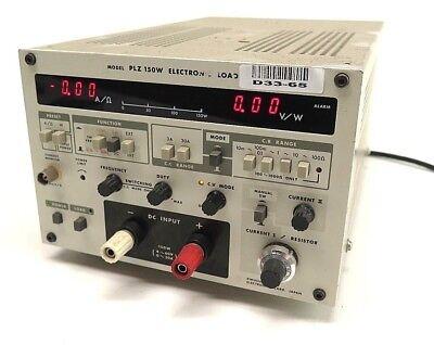 Kikusui Plz150w Electronic Load 150w 4-60v 30a