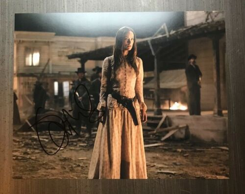 * OLIVIA WILDE * signed autographed 11x14 photo * COWBOYS AND ALIENS * 1