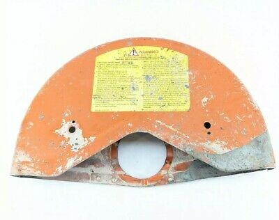 Stihl Ts700 Ts460 Ts400 Concrete Cut-off Saw 14 Blade Guard Oem 4224 700 8103