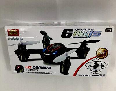 F180C Mini RC Quadcopter Drone W/ HD Camera Video/photo 2.4GHz 6 Axis Gyro